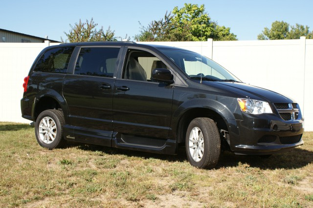 2014 Dodge Grand Caravan SXT Wheelchair van for sale in Connecticut. VMI Summit (Folding)