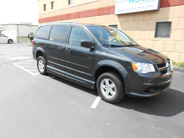 2012 Dodge Grand Caravan Wheelchair van for sale in Connecticut. VMI Dodge Summit