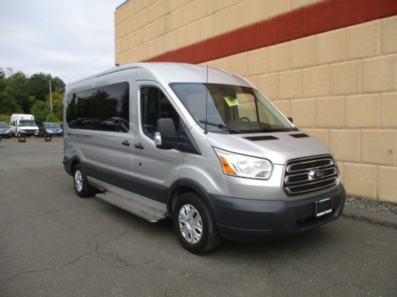 2017 Ford Transit Van Wheelchair van for sale in Connecticut & Massachusetts.