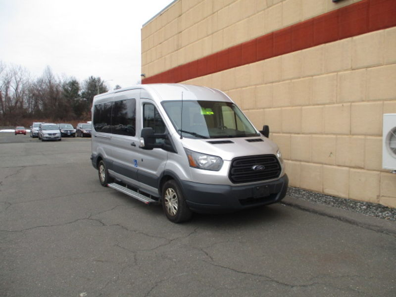 2015 Ford Transit Van Wheelchair van for sale in Connecticut & Massachusetts.